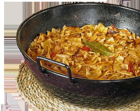 Resultado de imagen de plato gazpacho manchego